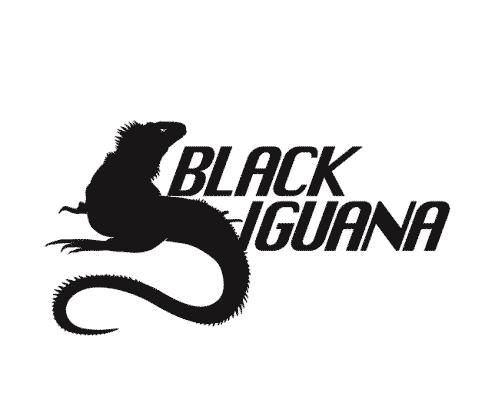 Black Iguana Logo