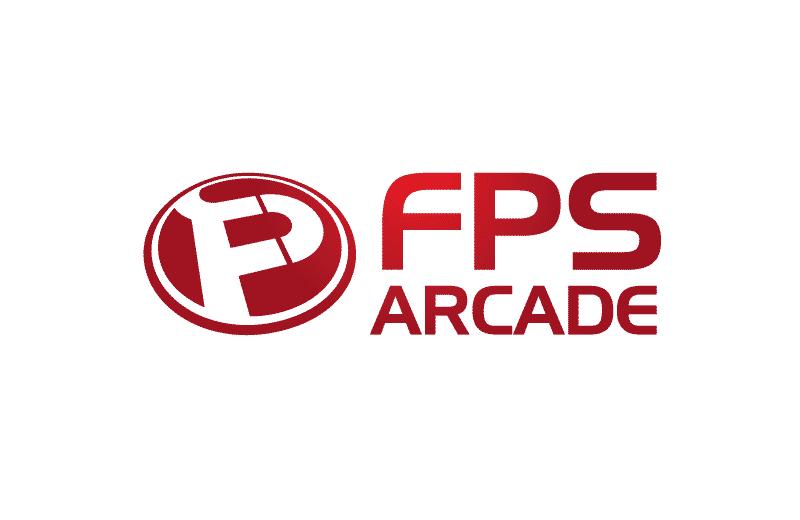 FPS Arcade Logo - Coin