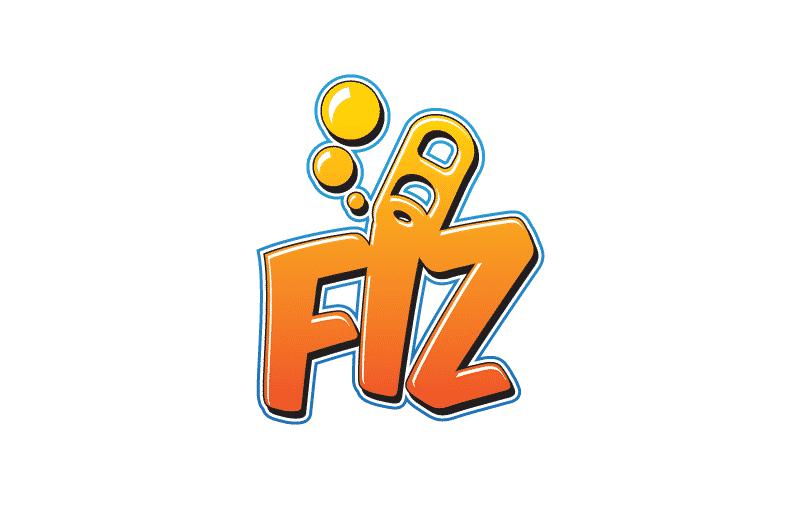 Fiz Soda Company Logo