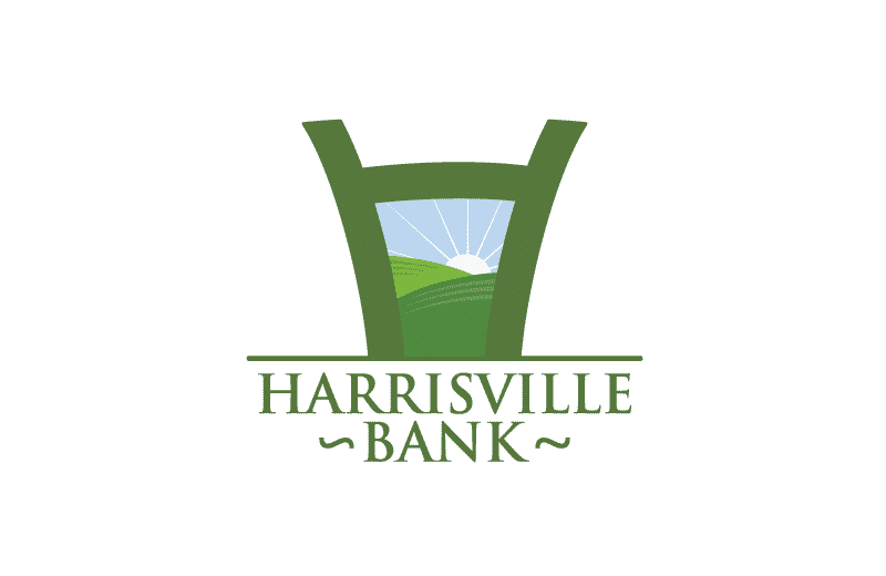 Harrisville Bank Logo