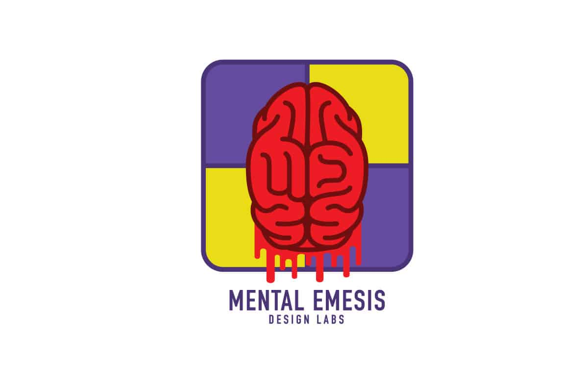 Mental Emesis Logo