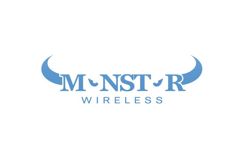 Monster Wireless Logo
