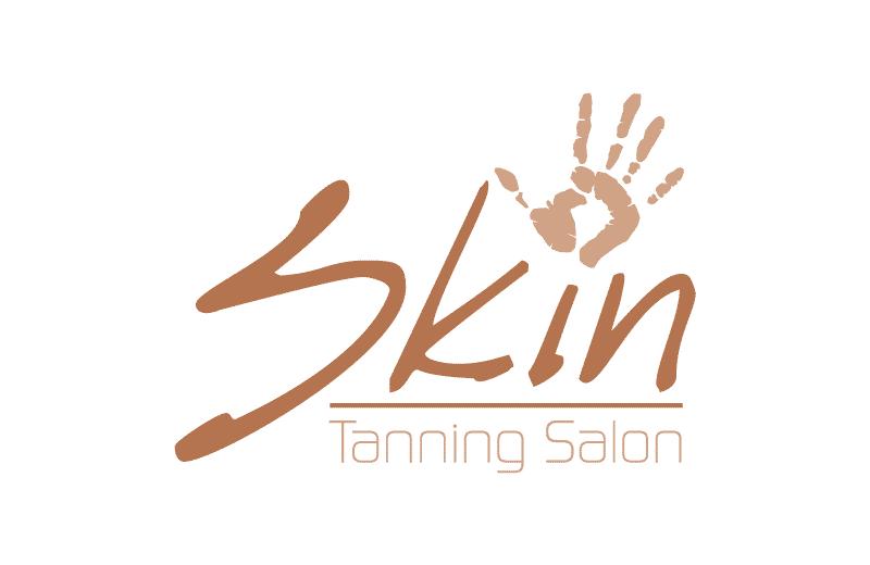 Skin Tanning Salon Logo