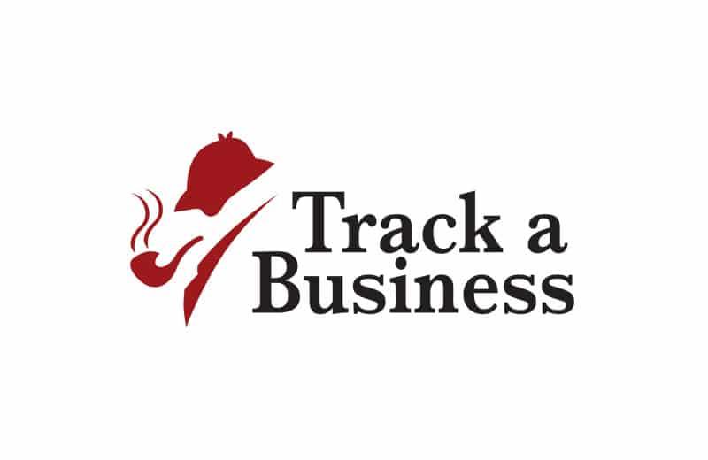 Track a Business Logo