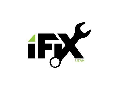 iFix Logo Design