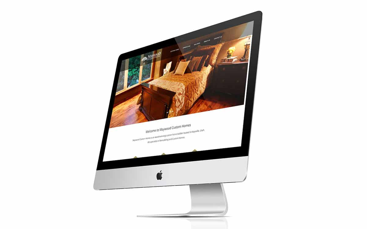 Maywood Homes iMac