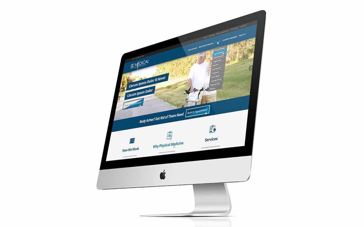 OC Medical iMac