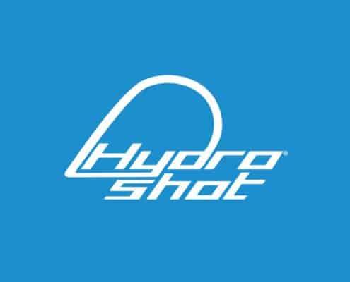 HydroShot Logo Alternative by Adam Miconi
