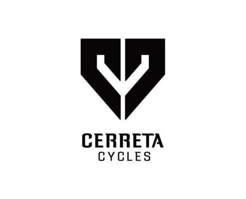 Cerreta Cycles Logo Design by Adam Miconi