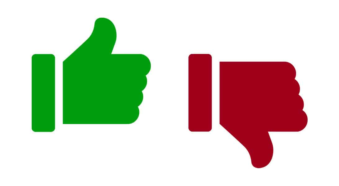 Good and Bad Design Icons