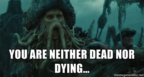 Davy Jones Neither Dead Nor Dying