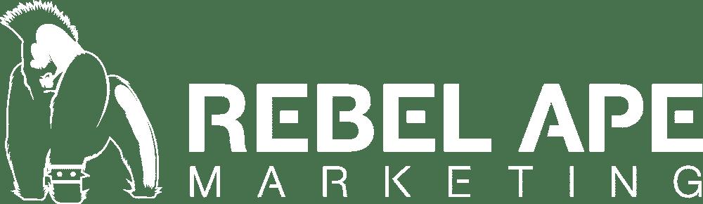 Rebel Ape Logo Full